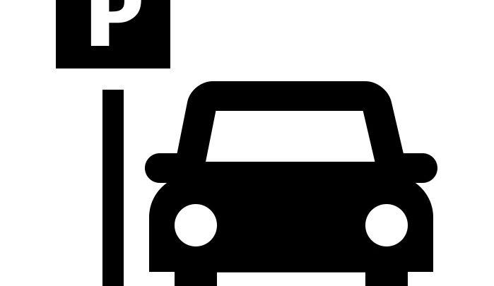 Credencial de estacionamento para para a XXXIII Convenção do GPPSD