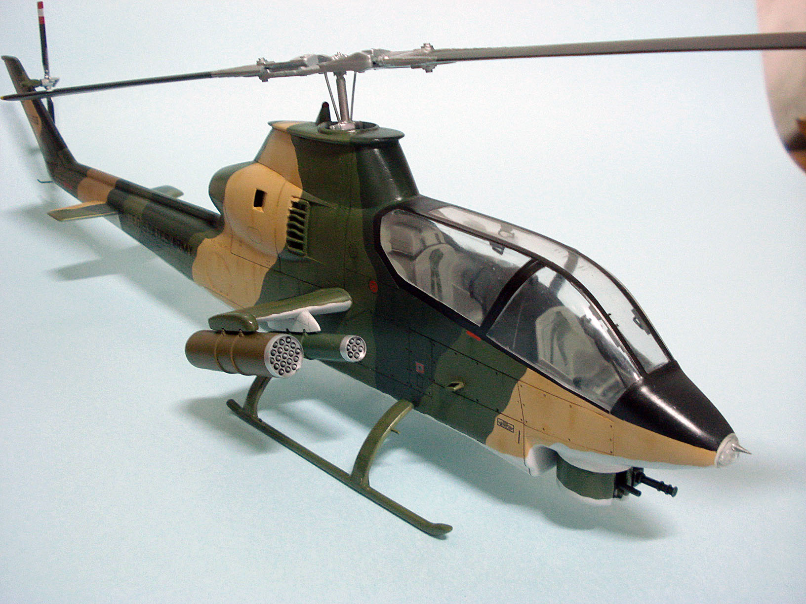 Bell AH-1G Cobra – a Picada Mortal