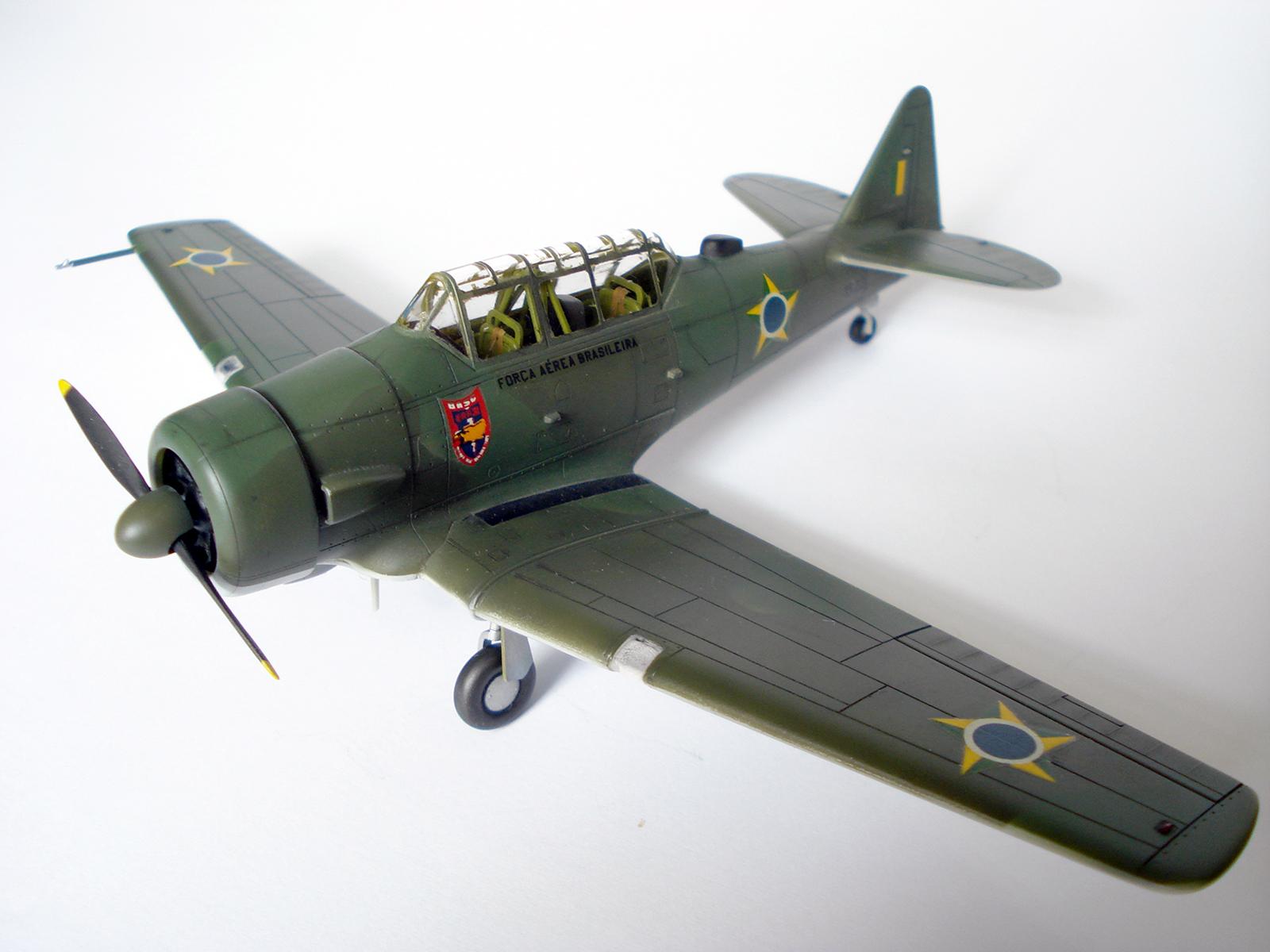 T-6 – uma lenda da aviação