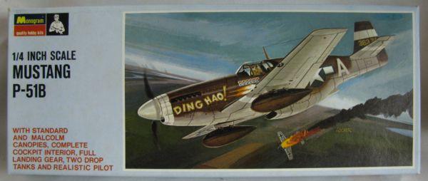Monogram PA136-100 P-51bBBvar
