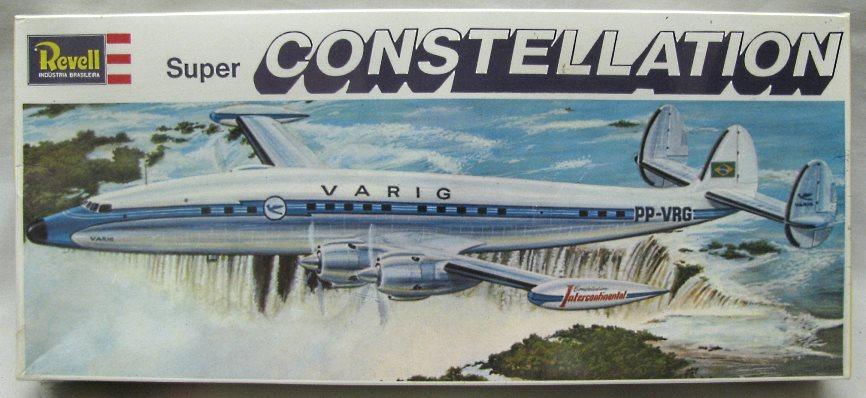 Revell H158 Varigsle+++
