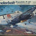 Revell H296Br P-47FAB