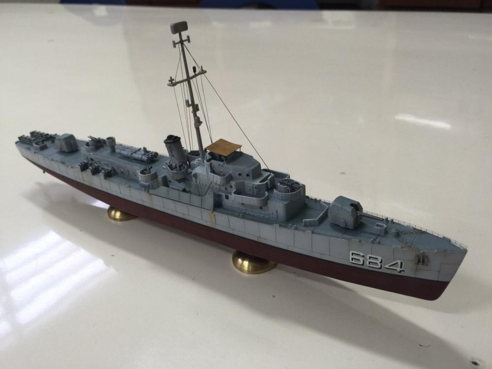 USS DeLong, Lindberg, 1/300