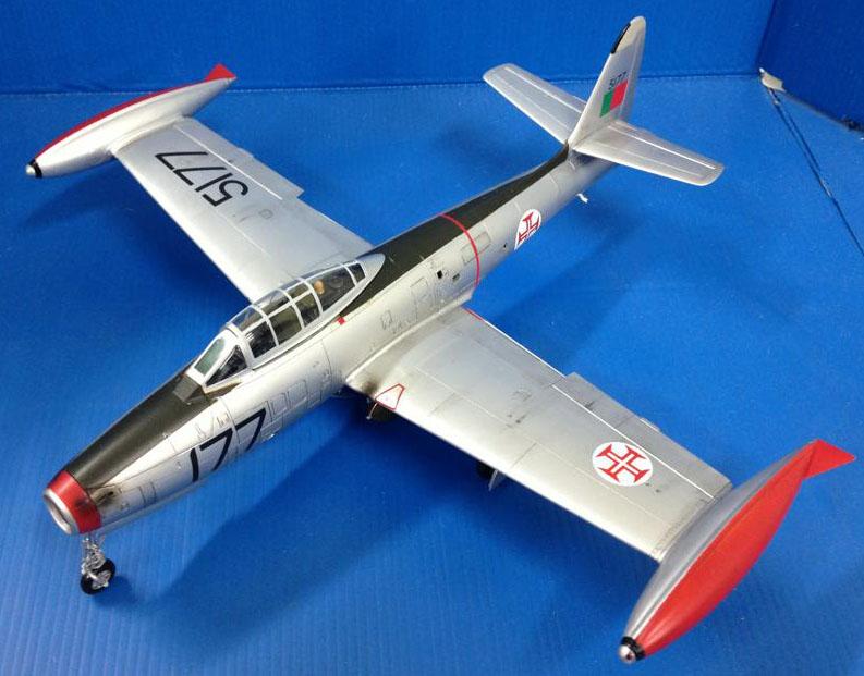 F-84G – o protagonista das Guerras Ultramarinas