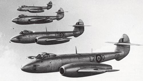 Gloster Meteor, HK MODELS, 1/32