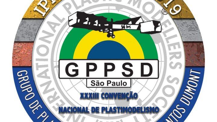 COMUNICADO DE  CANCELAMENTO DA XXXIV CONVENÇÃO NACIONAL DE PLASTIMODELISMO DE 2.020