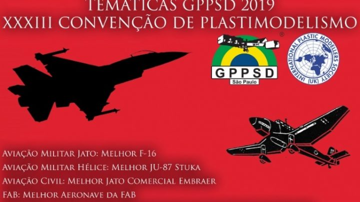 33ª Convenção do GPPSD – anote as datas na agenda!