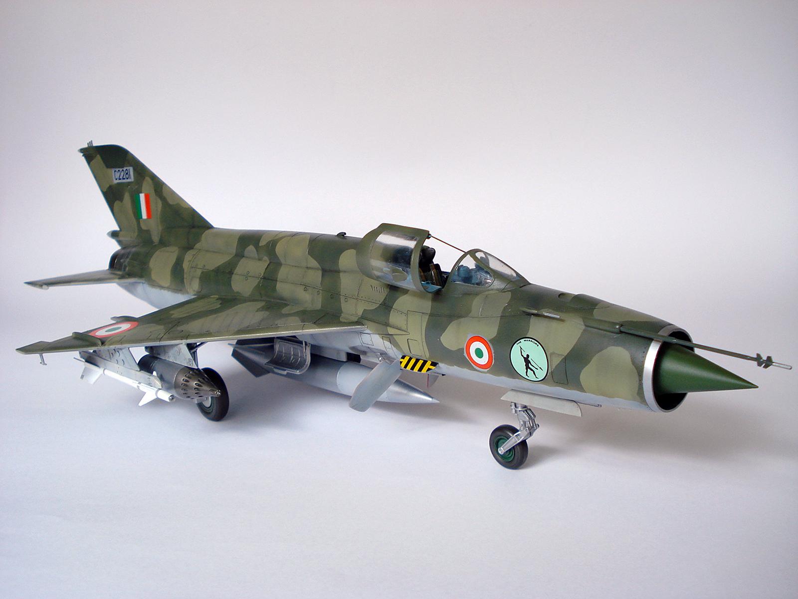 MiG-21 –  O caça mundial