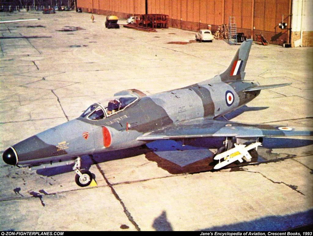 Supermarine-Swift-F.7